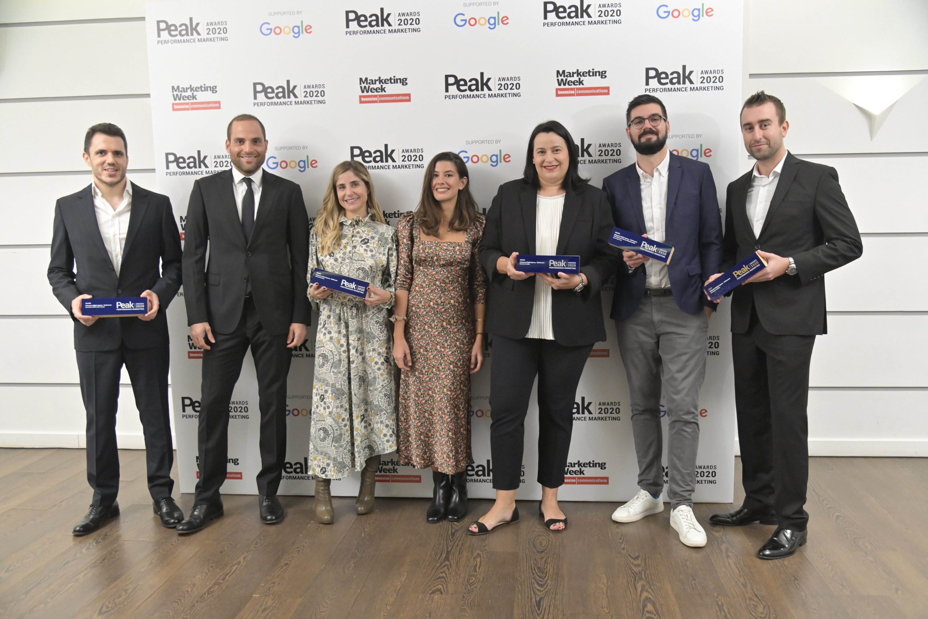 Peak Awards 2020, Team Relevance, winning case study, Mothercare