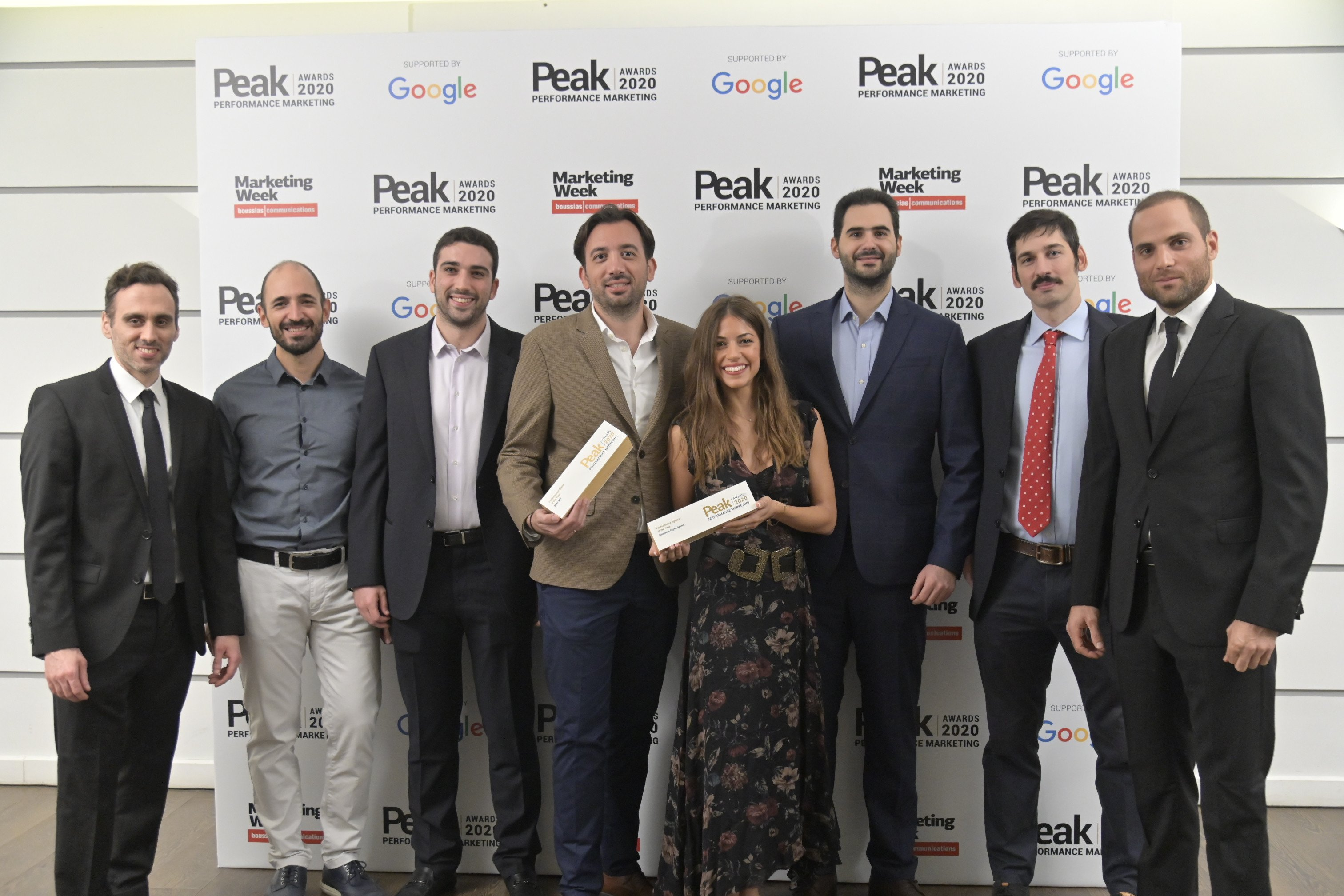 ''Team Relevance has been named Performance Marketing Agency of the year 2020 and received 41 PEAK Awards''